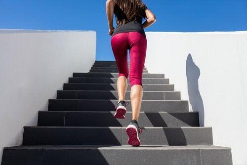 metabolizmanızı hızlandırmak için HIIT