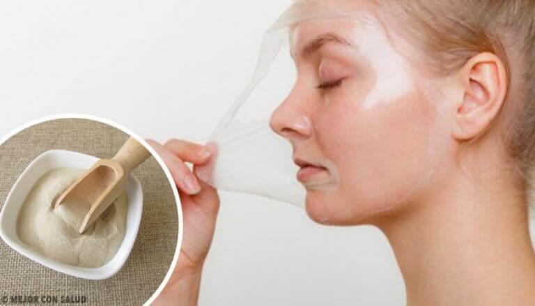 Dört Soyulabilir Jelatin Maskesi İle Cildinizi Yeniden Canlandırın