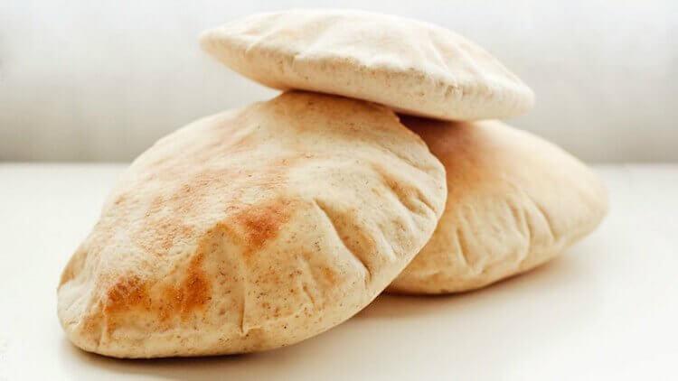 yağsız ekmek