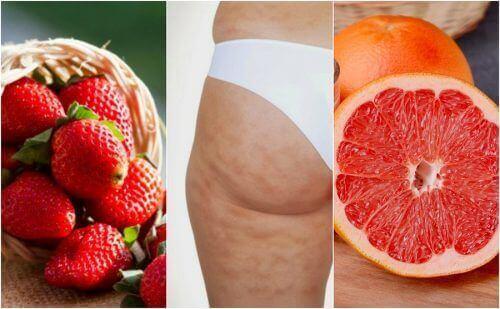 Selüliti Kolayca Azaltmak İçin Yiyebileceğiniz 6 Meyve