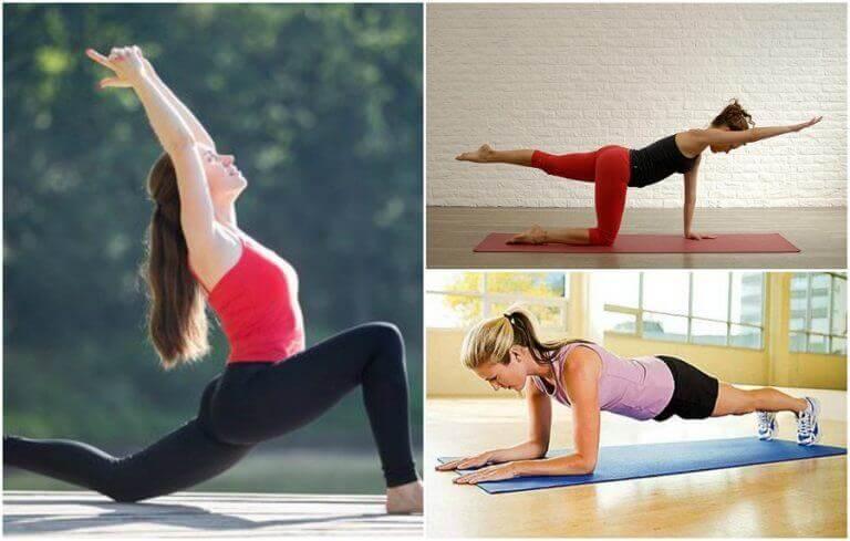 sırtınızı güçlendirmek için yapılan egzersizler