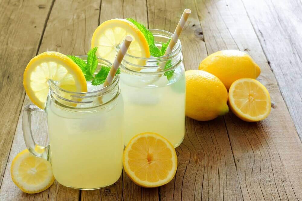 su ve limon