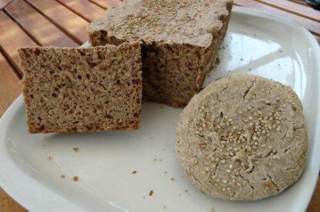 tam buğdaydan ekmek yemek