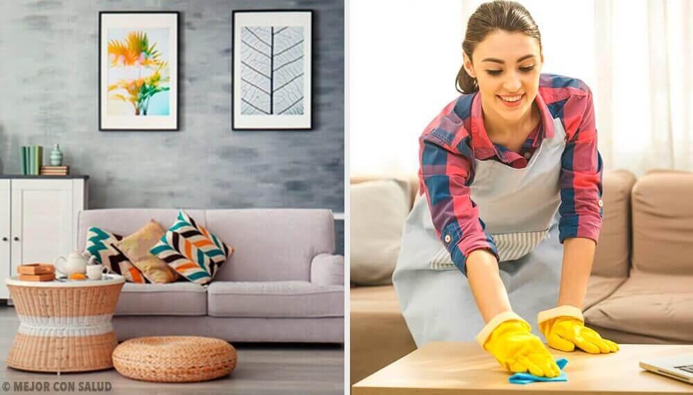 Evinizi Düzenli Tutmak İçin 5 Temizlik Alışkanlığı
