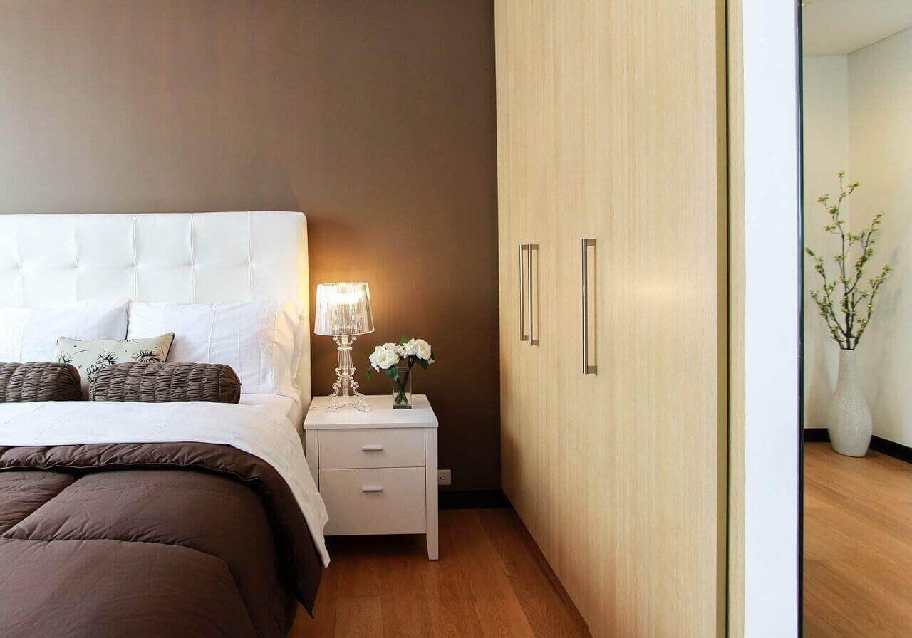 düzenli yatak odası