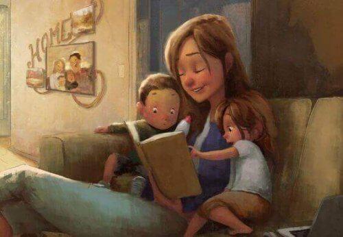 Bir Süper Anne Olmak İçin 7 İpucu