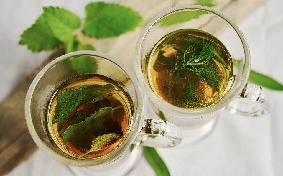 mide gazına iyi gelen rezene çayı