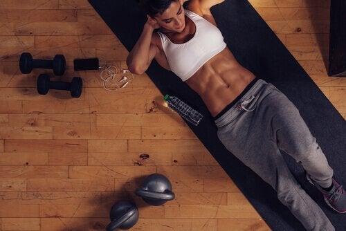 kilo vermeye yardımcı olmayan egzersizler