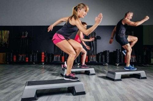 Aerobik Egzersizin Ruhsal Ve Fiziksel Faydaları