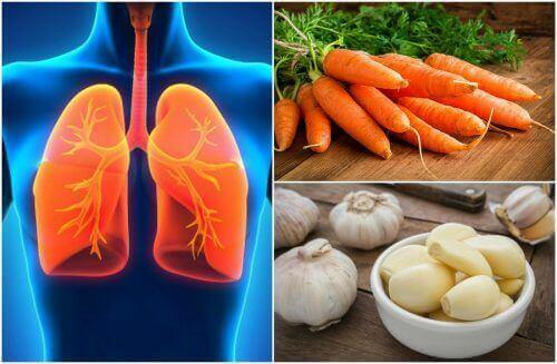 Akciğer Sağlığınız İçin 7 Faydalı Gıda
