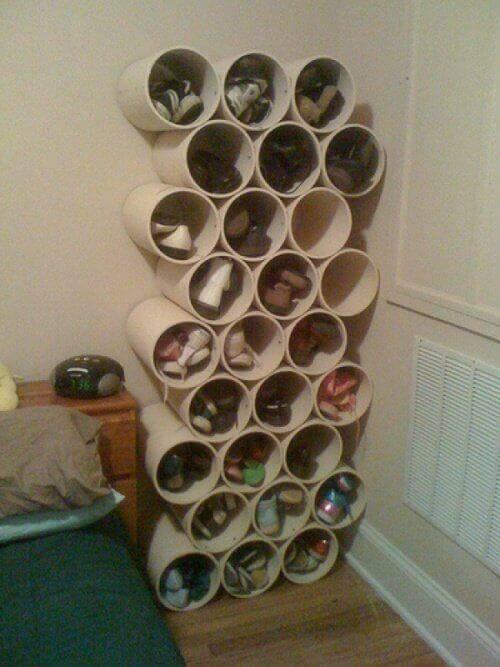 ayakkabı rafı