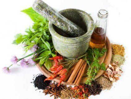 baharatlar ve halitoz tedavisi