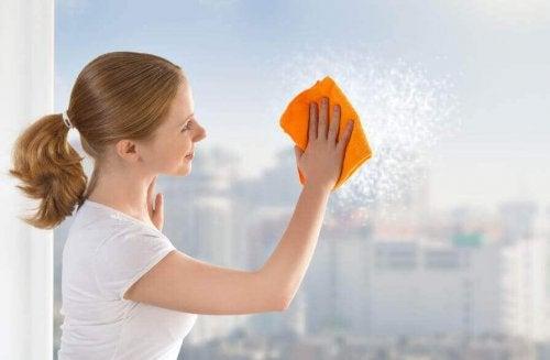 Temiz Pencereler İçin 6 İpucu