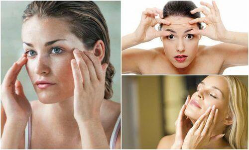 Yüz Sarkmasını Önlemek için 6 Egzersiz