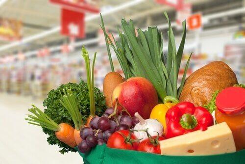 daha fazla sebze market sebze sepeti
