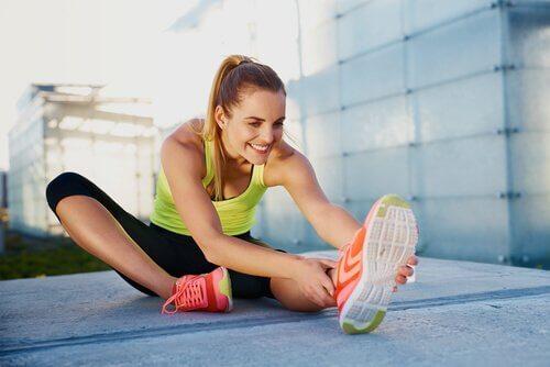 mükemmel bir vücuda sahip olmak için egzersiz