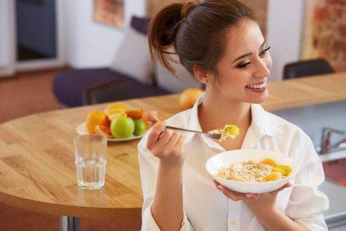 Kilonuza Dikkat Etmek İçin 5 Kahvaltı Kuralı