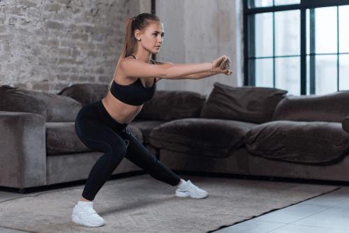 Güzel Kalçalar İçin En İyi Egzersizler