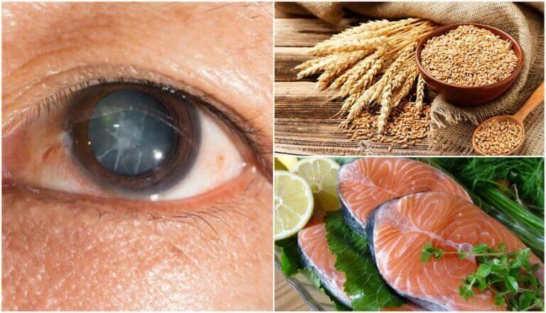 Bu 7 Gıdayı Tüketerek Katarakt Riskini Azaltın