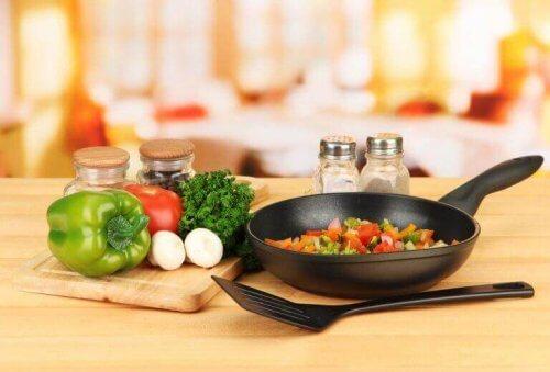 Sebzeler Lezzetli Olacak Şekilde Nasıl Pişirilir