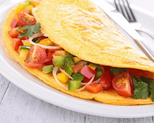 Sebzeli Omlet Tarifi: Kahvaltı İçin Enfes Bir Seçenek