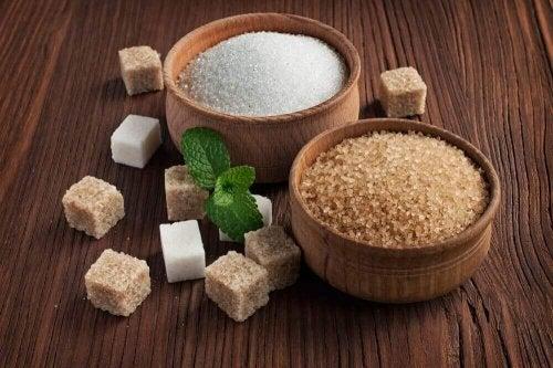 şeker ve karbonat