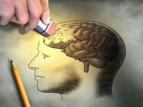 silinen beyin silgi kalem