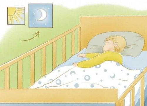 Bebeğinize Gece Boyunca Uyumayı Öğretmek