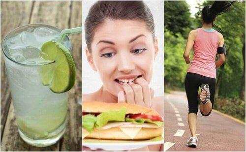 Şiddetli Yemek Yeme Arzusunu Yenmek İçin 6 Tavsiye