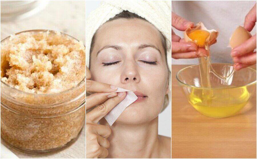 Vücuttaki Tüyleri Azaltmak İçin 4 Doğal Ürün