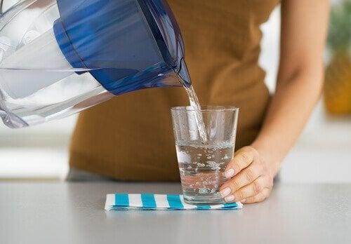 bir sürahi su