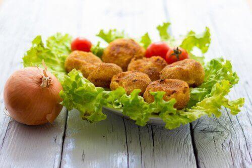 patlıcan mezeli aperatif