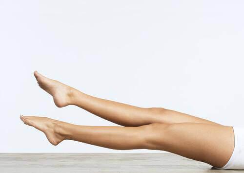 Kan Dolaşımını Canlandırmak bacak ayırma hareketi