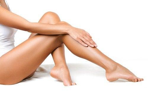 bacak kasları