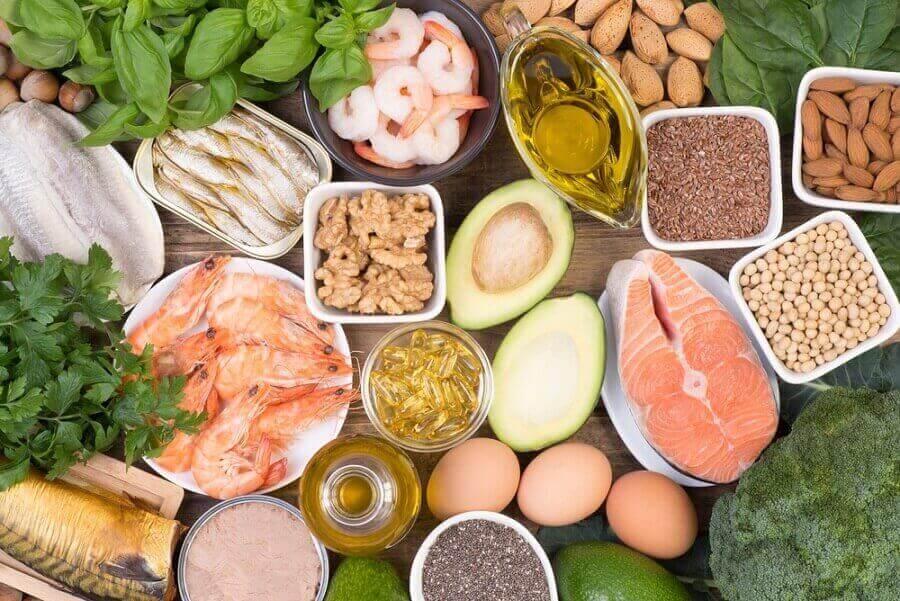 besin değeri yüksek yiyecekler