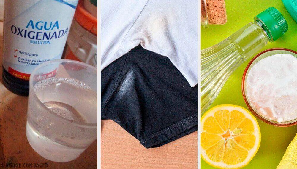 Giysilerinizde Oluşan Deodorant Lekelerinden Kurtulmanın 6 Yolu