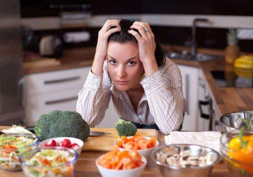 Depresyon Diyeti: Neşenizi Yerine Getiren Yiyecekler