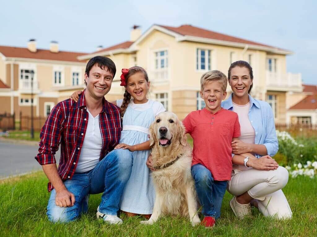 köpekli aile