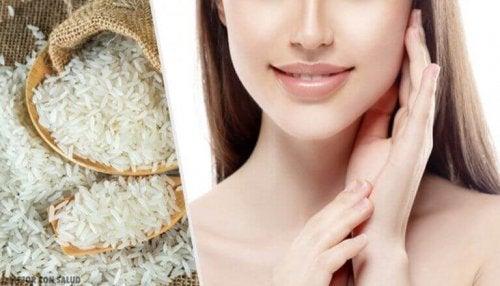 Kıskanılacak Güzellikte Bir Cilde Sahip Olmak İçin Pirinç Nasıl Kullanılır