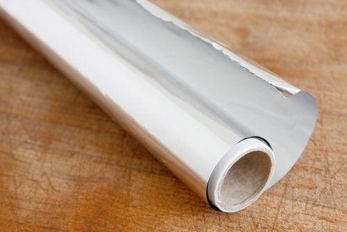 kağıt alüminyum