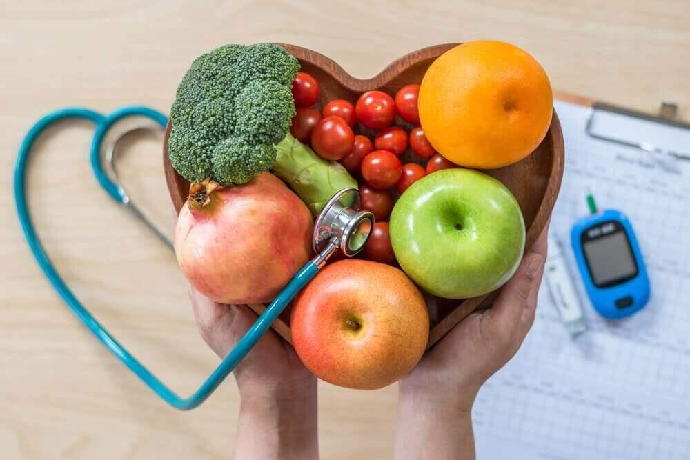 besin değeri yüksek meyveler