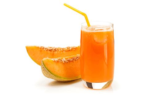 kavun, limon ve üzüm suyu