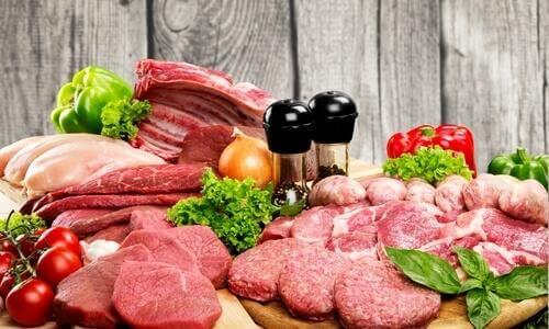 kırmızı et çeşitleri