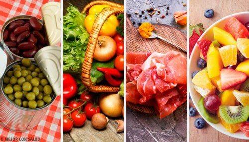 Sağlıksız Yiyeceklerin En Sağlıklı Alternatifleri
