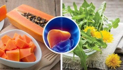 Karaciğer Büyümesi İçin Faydalanabileceğiniz Doğal Çözümler