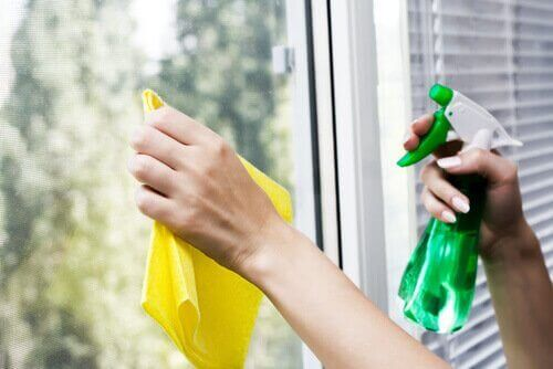 pencere temizliği