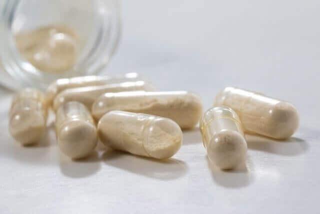 kapsül formundaki probiyotikler