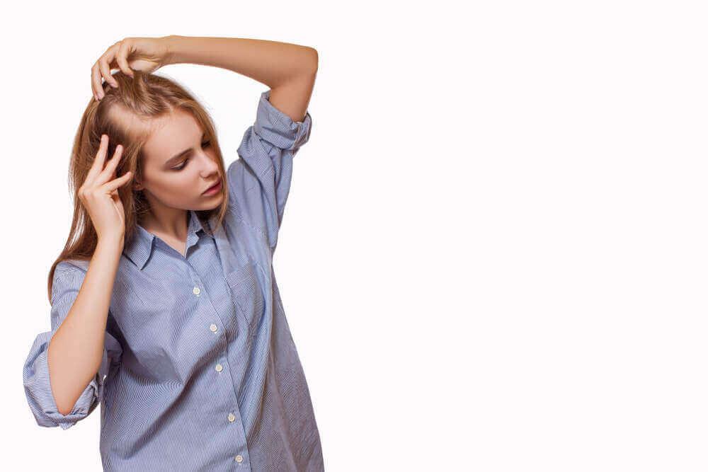 Saçkıranı Doğal Yollarla Tedavi Edin