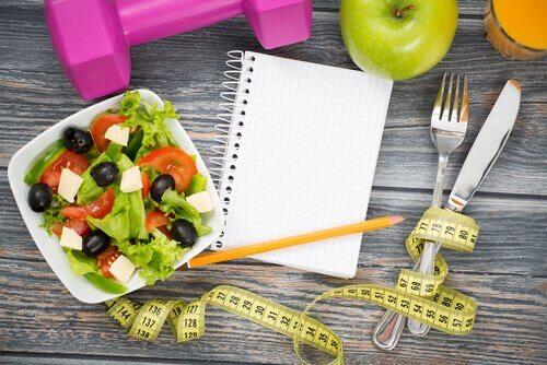 sağlıklı beslenme gereçleri
