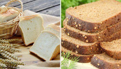 Tam Tahıllı Ekmek mi, Beyaz Ekmek mi: Hangisi Daha İyi?
